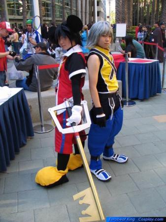 King Mickey from Kingdom Hearts 2