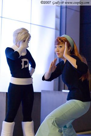 Jasmine (Jazz) Fenton from Danny Phantom worn by Hoshikaji
