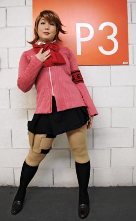 Yukari from Persona 3 worn by Hoshikaji