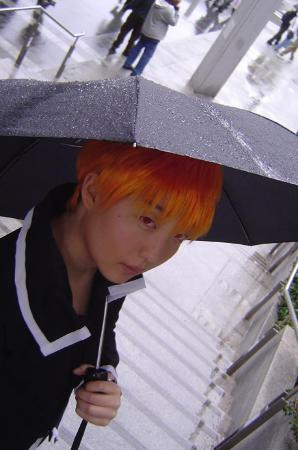 Kyo Sohma from Fruits Basket