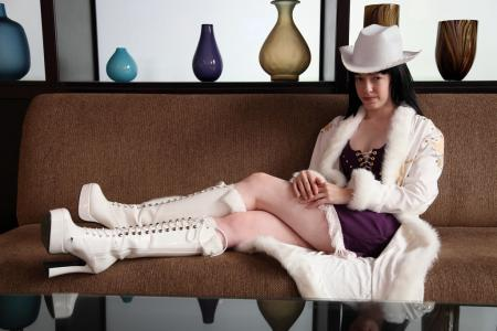 Nico Robin from One Piece worn by Countess Lenore