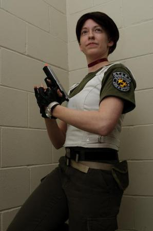 Rebecca Chambers from Resident Evil worn by Countess Lenore