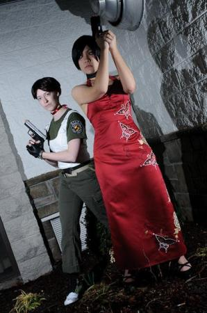 Rebecca Chambers from Resident Evil
