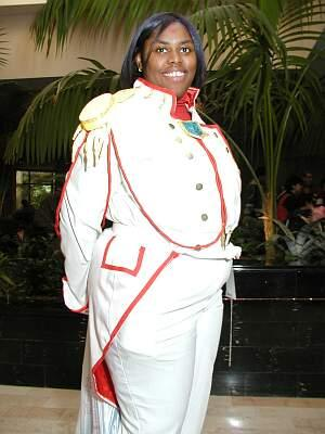 Akio Ohtori from Revolutionary Girl Utena worn by Aa-Chan