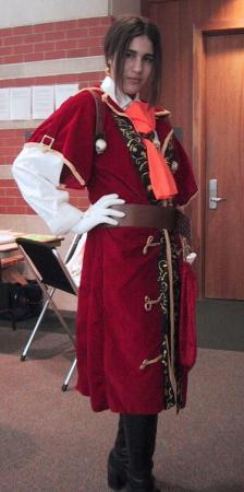 Gilder from Skies of Arcadia worn by Hemuloki-sama