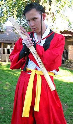 Takane Hibiki from Last Blade 2