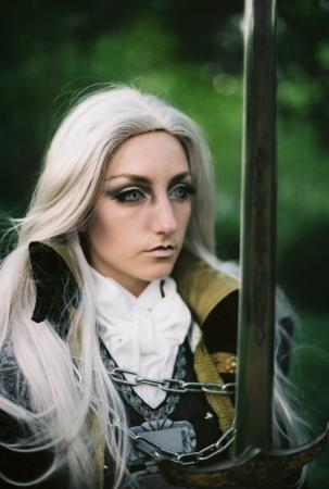 Alucard from Castlevania: Symphony of the Night worn by Lillyxandra