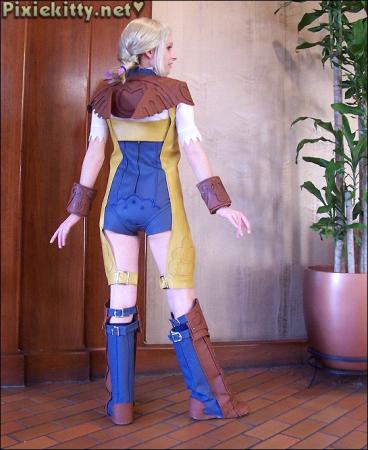 Penelo from Final Fantasy XII worn by Pixie Kitty