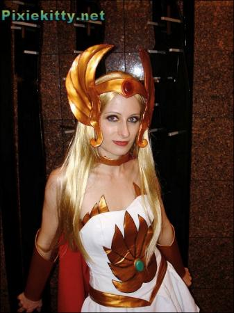 She-Ra from She-Ra Princess of Power worn by Pixie Kitty