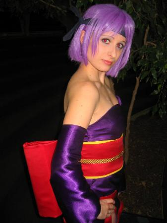 Ayane from Dead or Alive 2 worn by Pixie Kitty