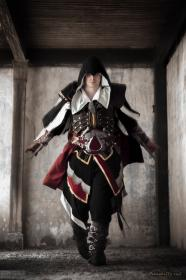 Ezio Auditore da Firenze from Assassin's Creed Brotherhood worn by Pixie Kitty