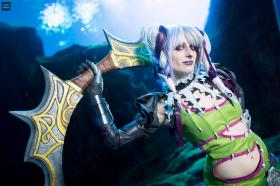 Tira from Soul Calibur 5 worn by Pixie Kitty