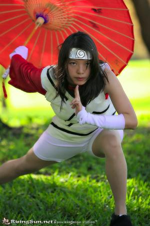 Kurenai Yuuhi from Naruto worn by Mitylene