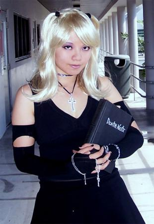 Amane Misa from Death Note worn by Mitylene