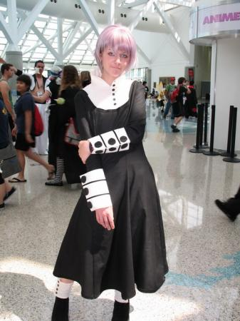 Chrona from Soul Eater (Worn by keikana)