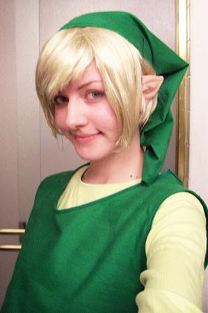 Link from Legend of Zelda: The Wind Waker worn by keikana