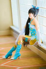 Hibiki Ganaha from iDOLM@STER worn by IchigoKitty