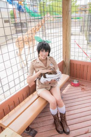 Hibiki Ganaha (iDOLM@STER)  by IchigoKitty