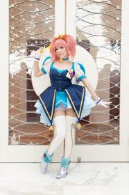 Mika Jougasaki from iDOLM@STER Cinderella Girls worn by IchigoKitty