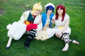 Aladdin from Magi Labyrinth of Magic worn by IchigoKitty