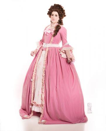 Belle from Beauty and the Beast worn by Kelldar