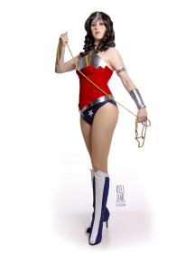 Wonder Woman from Wonder Woman worn by Kelldar