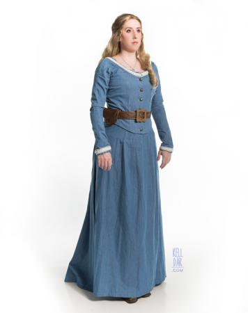 Dolores Abernathy from Westworld worn by Kelldar