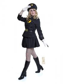 Lady Blackhawk from DC Comics worn by Kelldar