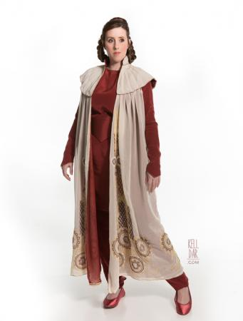 Princess Leia Organa from Star Wars Episode 5: The Empire Strikes Back worn by Kelldar