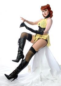 Sally Jupiter / Silk Spectre I from Watchmen, The
