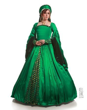 Anne Boleyn from The Other Boleyn Girl