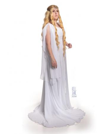 Galadriel from Lord of the Rings worn by Kelldar
