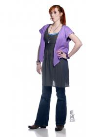 Donna Noble from Doctor Who