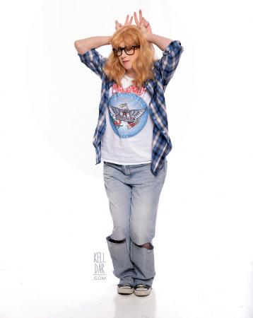 Garth Algar from Waynes World by Kelldar