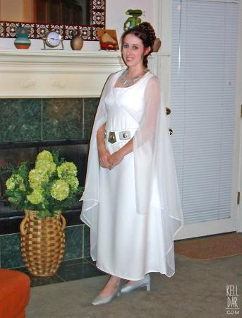 Princess Leia Organa from Star Wars Episode 4: A New Hope