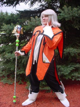 Raine Sage from Tales of Symphonia worn by Sugar