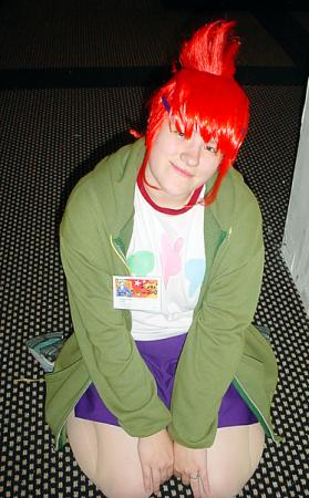Frankie from Foster's Home For Imaginary Friends worn by Sugar