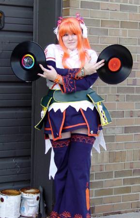 DJ Iroha from Beatmania IIDX worn by Sugar