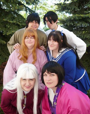 Tohru Honda from Fruits Basket worn by Sugar