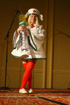 Fanny from Guilty Gear worn by Sugar