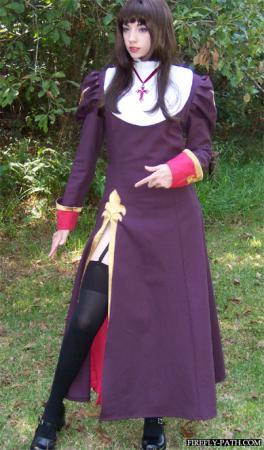 Priestess from Ragnarok Online