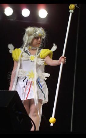 Sailor Cosmos from Sailor Moon Sailor Stars
