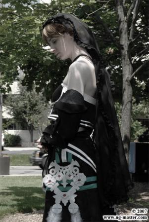Ashe / Ashelia B nargin Dalmasca
