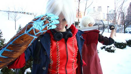 Nero from Devil May Cry 4 worn by Lady Ava