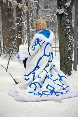 Fai D. Flowright / Yuui from Tsubasa: Reservoir Chronicle worn by Lady Ava