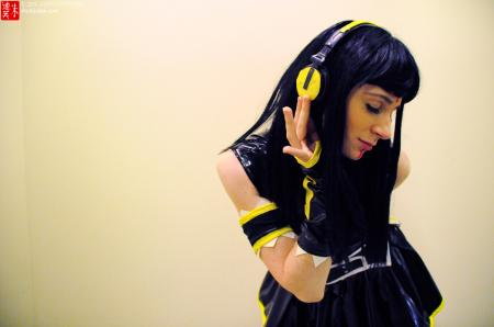 DJ Lilith from Beatmania IIDX worn by Lady Ava