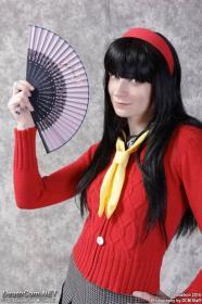 Yukiko Amagi from Persona 4 worn by Lady Ava