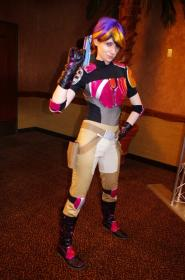 Sabine Wren from Star Wars Rebels