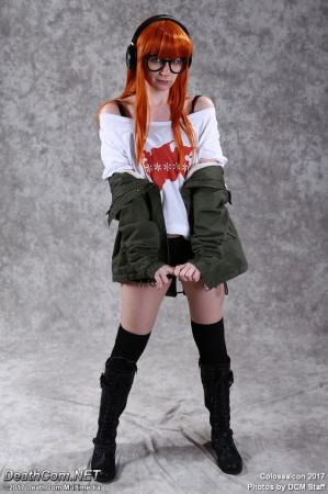 Futaba Sakura from Persona 5 worn by Lady Ava