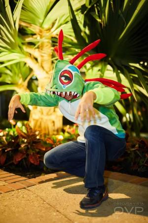 Murloc from World of Warcraft